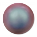 Swarovski Cabochon 5817 6mm Crystal Iridescent Red Pearl