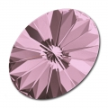 Swarovski 4122 Oval Rivoli Fancy Stone 18x13,5 mm Crystal Antique Pink