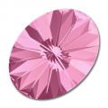 Swarovski 4122 Oval Rivoli Fancy Stone 18x13,5 mm Rose