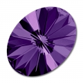 Swarovski 4122 Oval Rivoli Fancy Stone 18x13,5 mm Amethyst