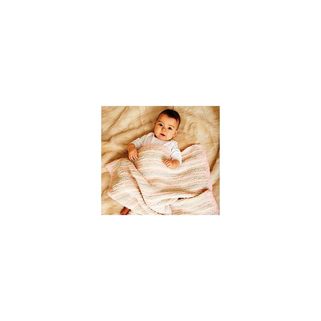 Wolle Rico Baby Teddy Aran Argile X50g Perles Co