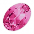 Cabochon Swarovski 4120 Oval 8x6mm Rose