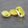 Smaragd Swarovski 5515 14 mm Crystal Gold Patina x1