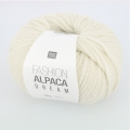 Wolle Fashion Alpaca Dream Creme n°001 x 50g