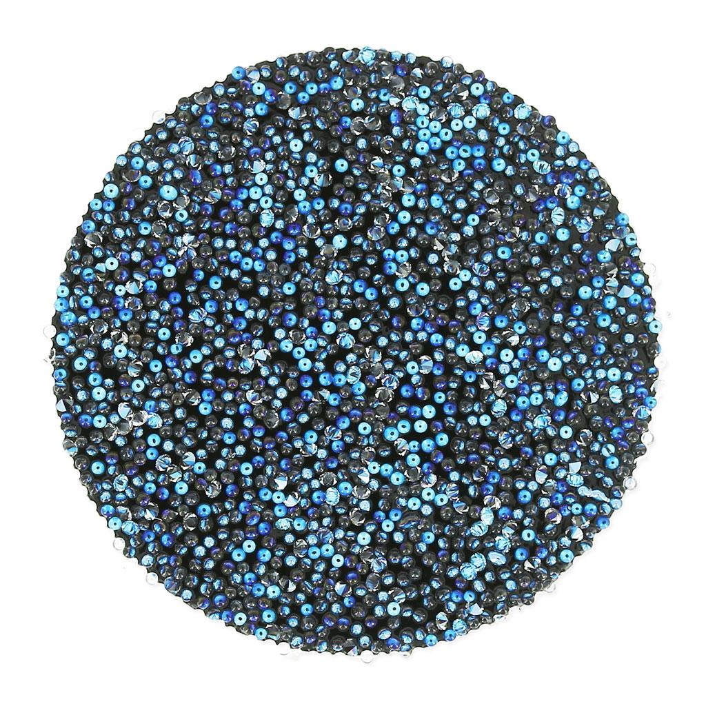 c7422a227 Crystal Fabric Swarovski 57335 Hotfix 35 mm Crystal Moonlight ...
