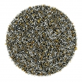 Crystal Fabric Swarovski 57335 Hotfix 35 mm Crystal Dorado