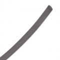 voller Plastikschlauch 1.5mm Dark Grey x 50cm