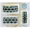 IOS® par Puca® 5,5x2,5mm Dark Blue Metallic Mat x10g