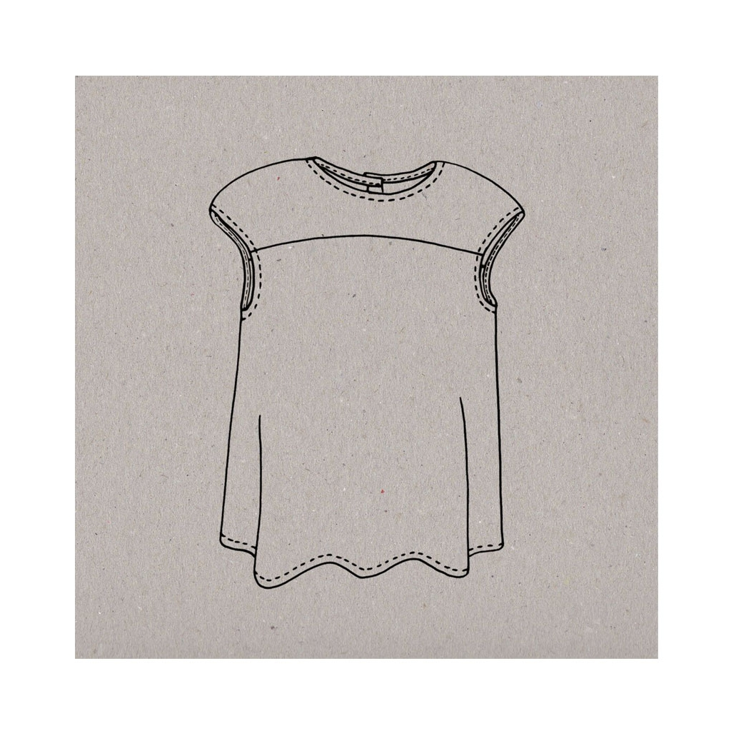 Schnittmuster Kleid Aime Comme Marie - Aime comme Martine - Bluse ...