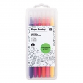 Sortiment mit 12 Filzstiften Colouring activity 0,7 mm bunt