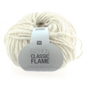 Wolle Fashion Classic Flame Creme x50g