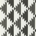 Tissu en coton Nordic - Style Scandinave - Mirrored in Carbon x10cm