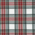 Mammoth Flanell Stoff Aus Baumwolle Quadrate - Country Plaid x10cm