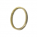 Befestigungsring Eternity Design Frame Oval 20x16 mm bronze x1