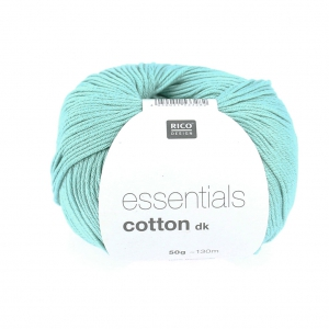 Essentials Cotton Dk Wolle  Jade grün x50g