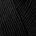 Essentials Cotton Dk Wolle Schwarz x50g