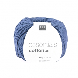 Essentials Cotton Dk Wolle dunkel Jeans  x50g