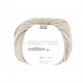 Essentials Cotton Dk Wolle Beige x50g