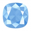 Cabochon Swarovski 4470 12 mm Crystal Summer Blue x1