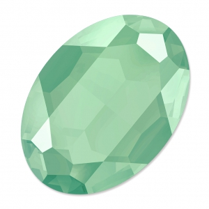 Cabochon Swarovski 4127 Oval 30x22mm  Crystal Mint Green x1