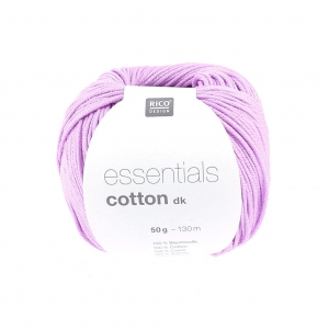 Essentials Cotton Dk Wolle Violett x50g