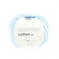 Essentials Cotton Dk Wolle helles blau x50g