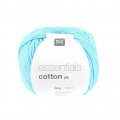 Essentials Cotton Dk Wolle Aquamarine x50g
