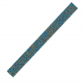 Crystal Fine Rocks Swarovski 709002 15 mm Crystal Metallic Blue Mat x16cm