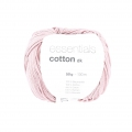 Essentials Cotton Dk Wolle Smokey Rosa x50g
