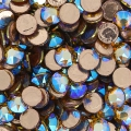 Swarovski Hotfix Strass  2078 4mm Light Colorado Topaz Shimmer x36
