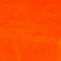 Stoff Coupon Samt Jersey Frou-Frou 150x60 cm Orange Flamboyant