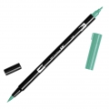 Feutre Tombow Dual Brush - Doppelspitziger Filzstift  Green ABT-296