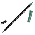 Feutre Tombow Dual Brush - Doppelspitziger Filzstift  Sea Green ABT-346