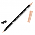 Feutre Tombow Dual Brush - Doppelspitziger Filzstift Coral ABT-873