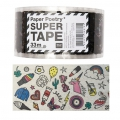 Klebeband - Paper Poetry Tape Super 50 mm Magical Summer Durchsichtig x33m