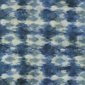 Stoff Contempo Studio -  Amore Collection - Blue Ikat  x10cm