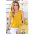 Catalogue Natura Just Cotton - 15 créations Femme Kreationen für Frauen
