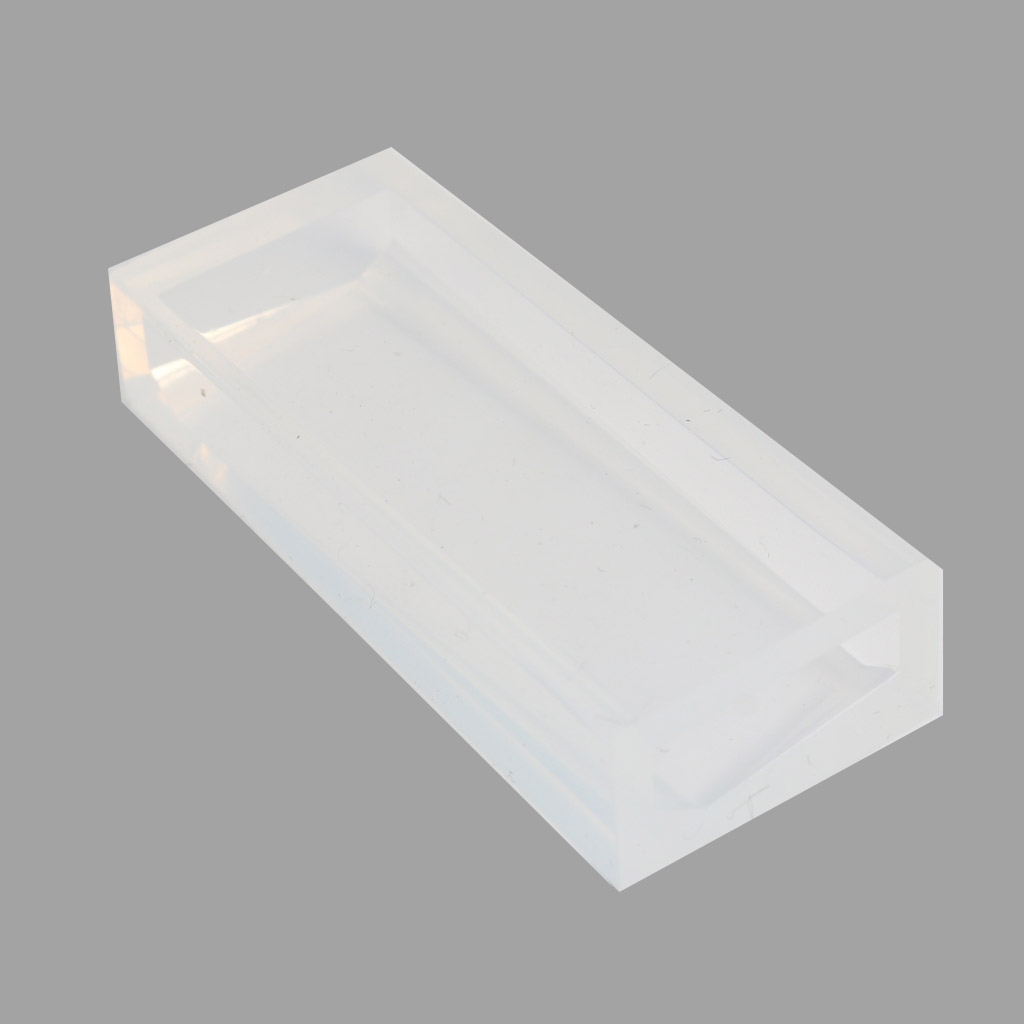 silikon form f r anh nger aus harz 46 mm facettiert perles co. Black Bedroom Furniture Sets. Home Design Ideas