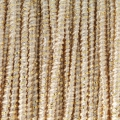 Bliss Elastico Spule made in Italien 1 mm goldfarben x50m