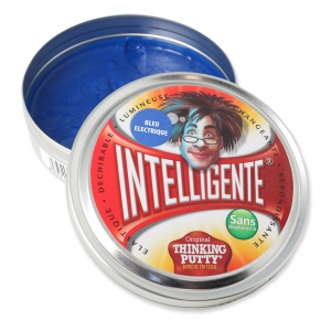 Intelligente Knete Thinking Putty Elektrik Blau X 80 G Perles Co