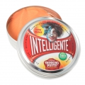 Intelligente Knete Thinking Putty ändert die Farbe Gelb Orange x 80 g