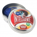 Intelligente Knete Thinking Putty Magnetic Blau x 80 g