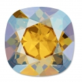 Cabochon Swarovski 4470 12 mm Light Topaz Shimmer x1