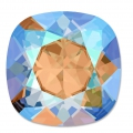 Cabochon Swarovski 4470 10 mm Light Colorado Topaz Shimmer x1