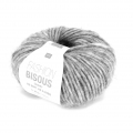 Wolle Fashion Bisous Chunky - As soft as a kiss - Grau chiné 004 x 50g