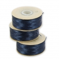 Nymo Faden D 0.30mm Dark Blue 58m x1