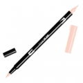 Filzstift Tombow Dual Brush - Doppelspitziger Filzstift Flesh ABT-850
