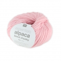Wolle Essentials Alpaca Blend Chunky Rose (015) x 50g