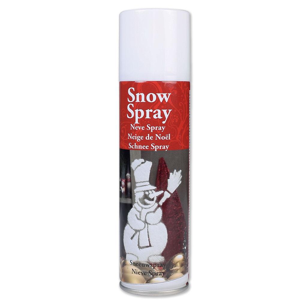 Schnee Spray Für Weihnachtsdeko X250 Ml Perles Co