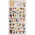 Assortiment de mini Stickers Kawaï 3D Love Flower